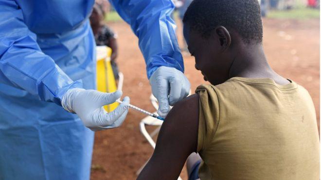 ebola surfaces