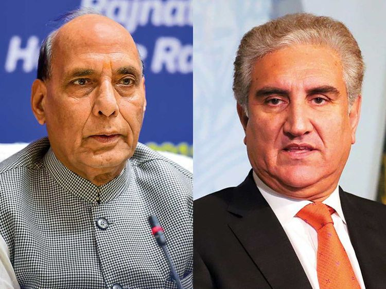 Pakistan's FM vs India defense minister