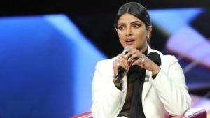 priyanka chopra at beauty conference