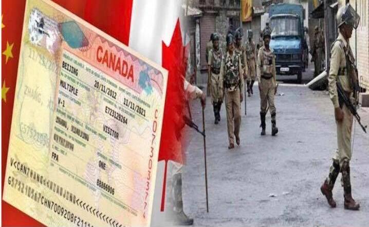 canada refuses visa