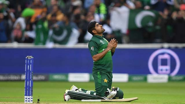 Babar Azam became first Pakistani cricketer to score 500 in the T20