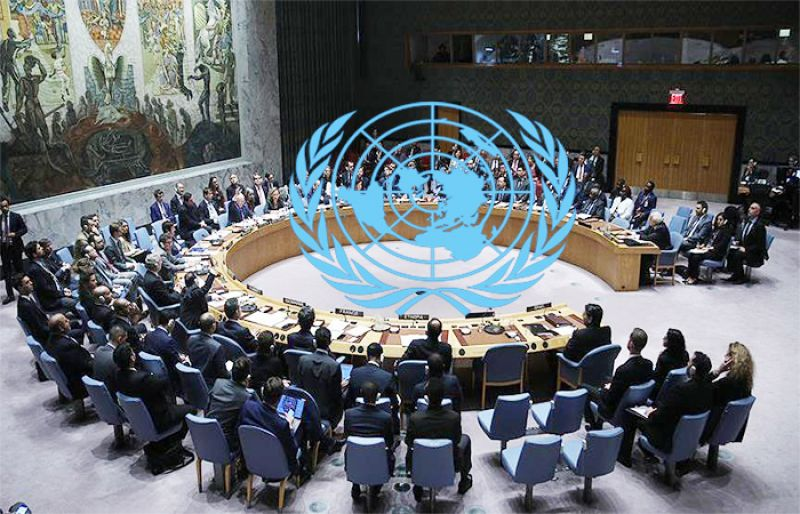 UNSC session on Kashmir issue
