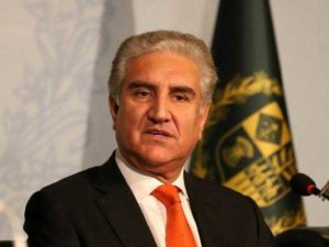 Foreign minister says that Pakistan is ready to hold conditional  dialogue with India on all issues