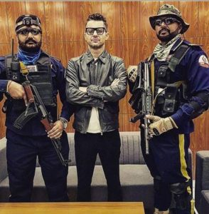 Akcent wished Pakistan the Defence Day in hilarious manner
