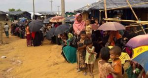 Bangladesh suspends mobile phone services in Rohingya refugee camps