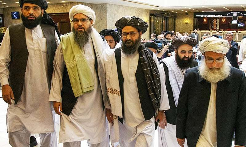 Baradar-led Taliban team meets China's special envoy