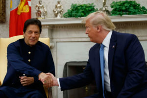 Imran Khan is going to meet Trump twice