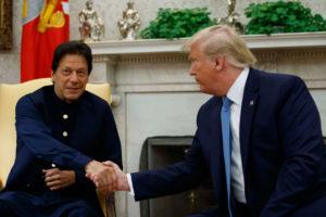 Imran Khan is going to meet Trump twice