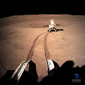 China finds something surprising on moon