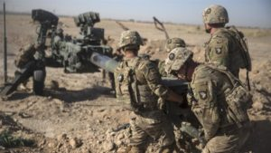 The US  is ready to pull troops from five Afghan bases