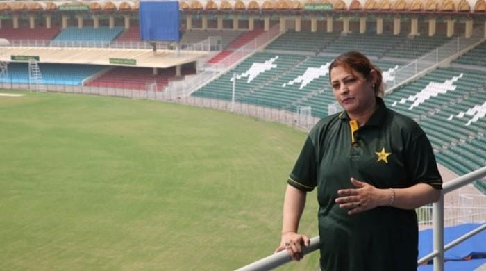 Humaira Farah is Pakistan's first-ever female umpire