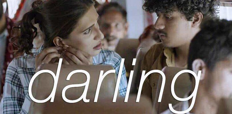Pakistani short filmDarling won the Orizzonti Award